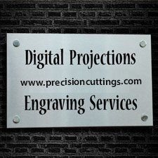 Engraving services - die cut services