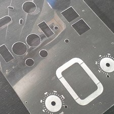 Plexi Glass Diecut Engineering Services
