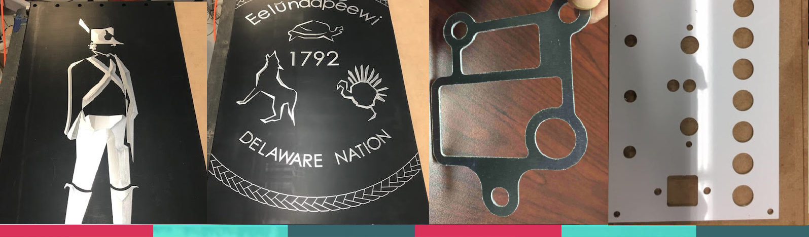 Aluminum Engraving Services - Engraved Number Plates & Aluminum Cutting